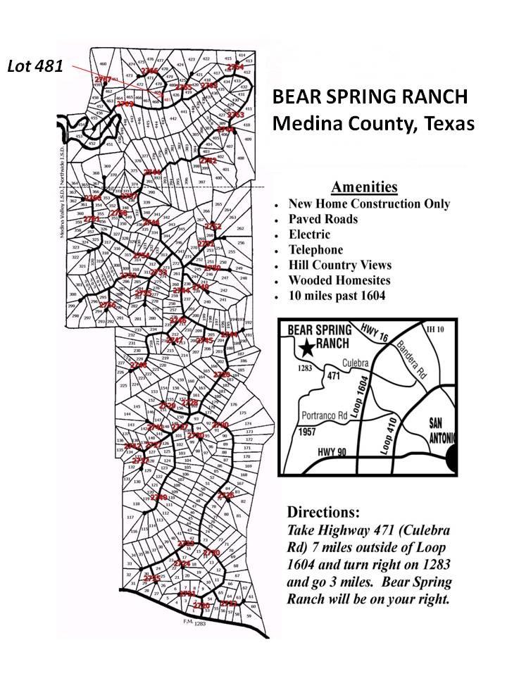 206bearspringranchChristian Realty San AntonioDominick Dina